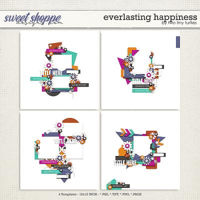 Everlasting Happiness by Two Tiny Turtles