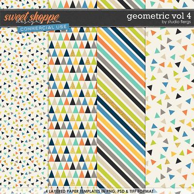 Geometric VOL 4 by Studio Flergs