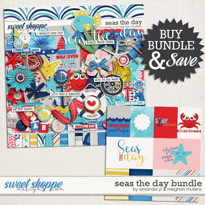 Seas the Day-Bundle by Amanda Yi Designs and Meghan Mullens
