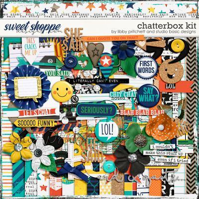 Chatterbox by Studio Basic Designs & Libby Pritchett