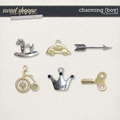 Charming {Boy} by Grace Lee
