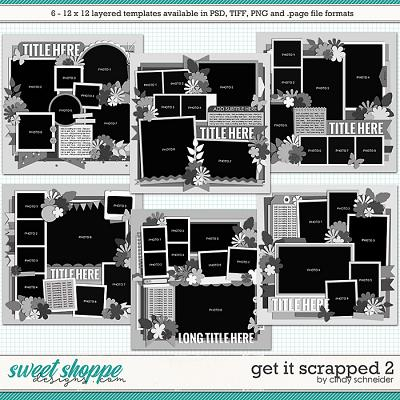 Cindy's Layered Templates - Get It Scrapped 2 by Cindy Schneider