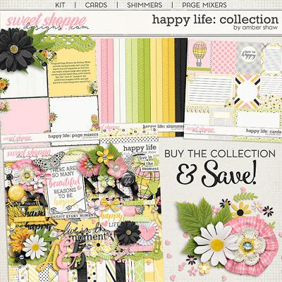 Happy Life: Collection by Amber Shaw