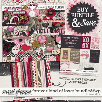 *FWP* Forever Kind Of Love: Bundle by Amanda Yi