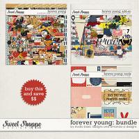 Forever Young: Bundle by Studio Basic and Amanda Yi