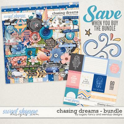 Chasing Dreams Bundle by Sugary Fancy and WendyP Designs