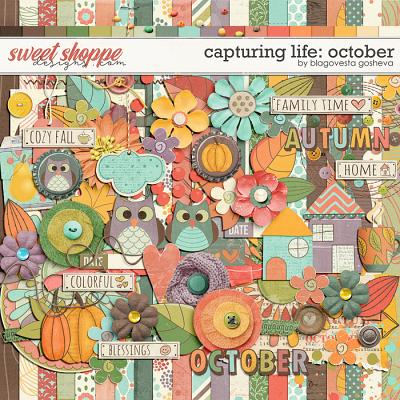 Capturing Life: October by Blagovesta Gosheva