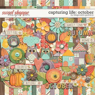 Capturing Life: October by Blagovesta Gosheva