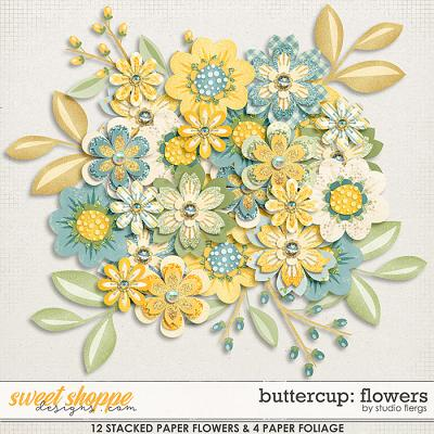 Buttercup: FLOWERS by Studio Flergs