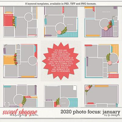 2020 Photo Focus: January by LJS Designs