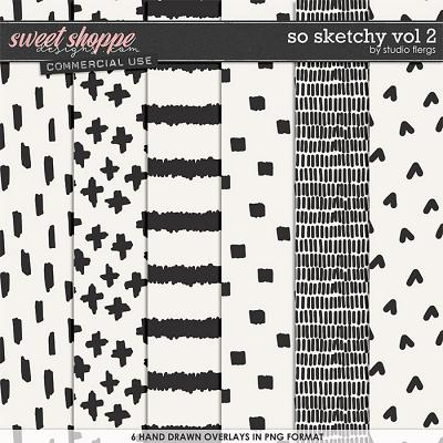 So Sketchy VOL 2 by Studio Flergs