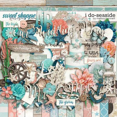 I Do-Seaside by Melissa Bennett