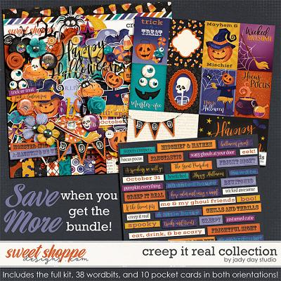 Creep It Real Collection by Jady Day Studio