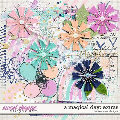 A Magical Day: Extras by River Rose Designs