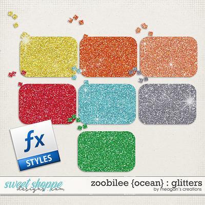 Zoobilee {Ocean} : Glitters by Meagan's Creations