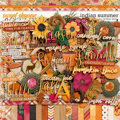 Indian Summer by Amber Shaw