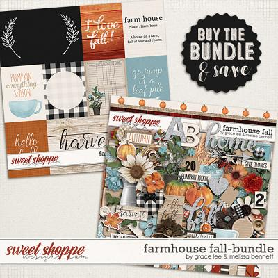 Farmhouse Fall: Bundle by Grace Lee and Melissa Bennett