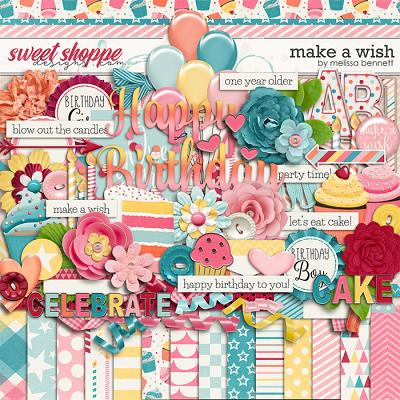 Make a Wish by Melissa Bennett