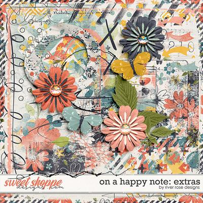 On a Happy Note: Extras by River Rose Designs