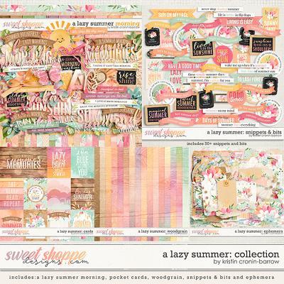 A Lazy Summer: Collection by Kristin Cronin-Barrow