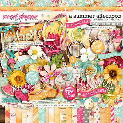 A Summer Afternoon by Kristin Cronin-Barrow