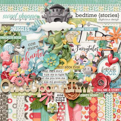 Bedtime {Stories} by Digilicious Design