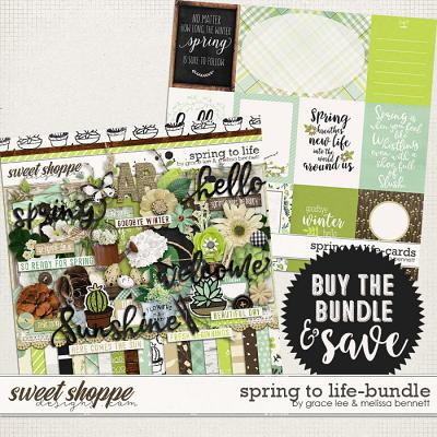 Spring to Life: Bundle by Grace Lee and Melissa Bennett