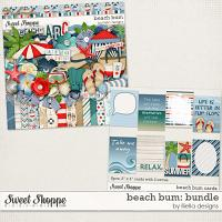 Beach Bum: Bundle by lliella designs