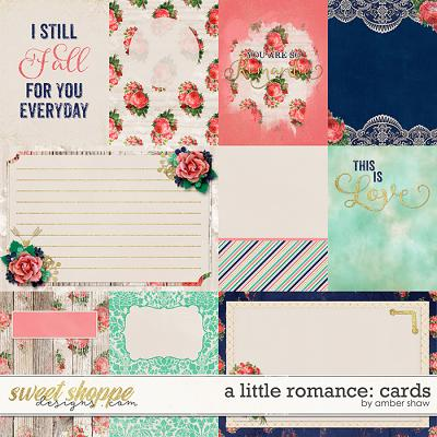 A Little Romance: Cards by Amber Shaw
