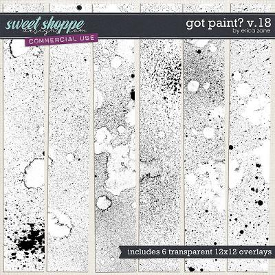 Got Paint? v.18 by Erica Zane