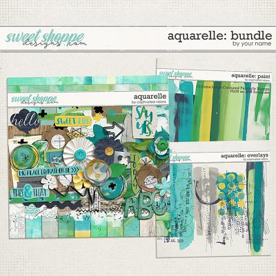 Aquarelle: Bundle by Captivated Visions