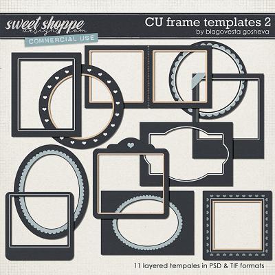CU Frame Templates 2 by Blagovesta Gosheva