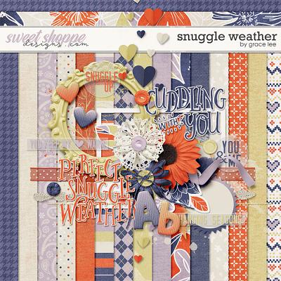 Snuggle Weather by Grace Lee