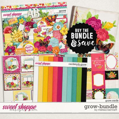 Grow-Bundle by Melissa Bennett
