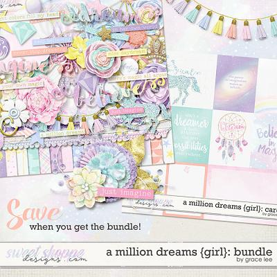 A Million Dreams {Girl}: Bundle by Grace Lee