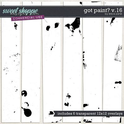 Got Paint? v.16 by Erica Zane