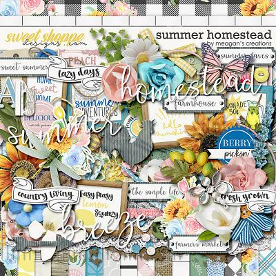 Summer Homestead by Meagan's Creations