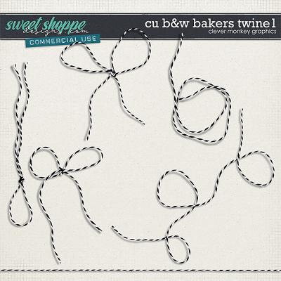 CU B&W Baker's Twine 1