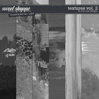 CU Textures Vol. 2 by River Rose Designs