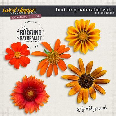 Budding Naturalist Vol.1 - CU - by Brook Magee