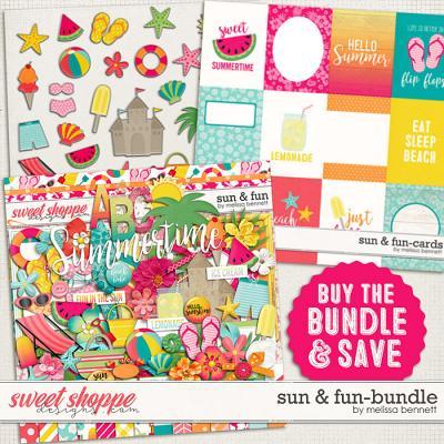 Sun & Fun-Bundle by Melissa Bennett