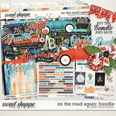 On the Road Again: Bundle by Kristin Cronin-Barrow