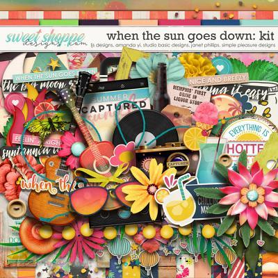 *FLASHBACK FINALE* Sixlet #5 - When the Sun Goes Down by Amanda, Janet, Jennifer, Lorie, Ru & Amber