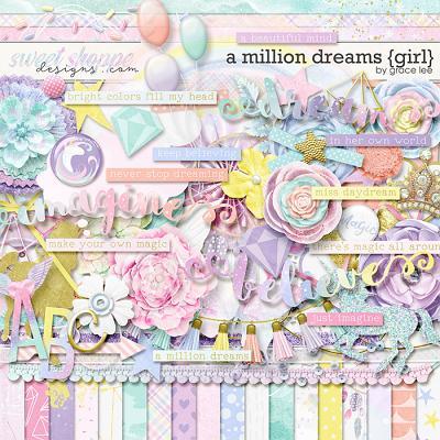 A Million Dreams {Girl} by Grace Lee