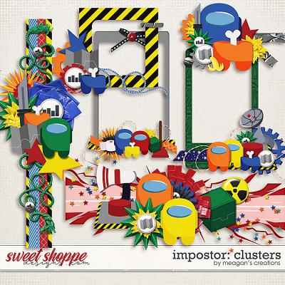 Impostor: Clusters by Meagan's Creations