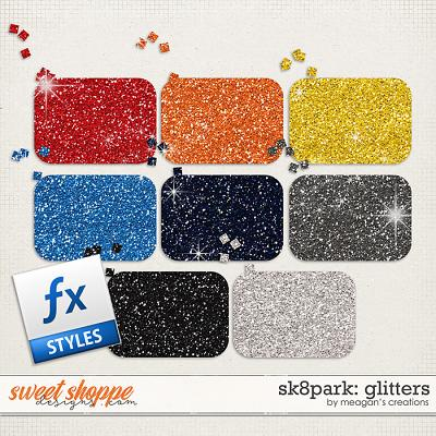 Sk8park: Glitters by Meagan's Creations