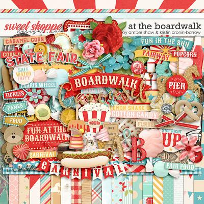 At the Boardwalk by Amber Shaw & Kristin Cronin-Barrow