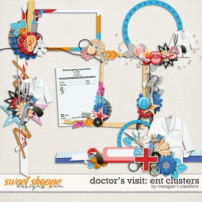 Doctor's Visit: ENT Clusters by Meagan's Creations