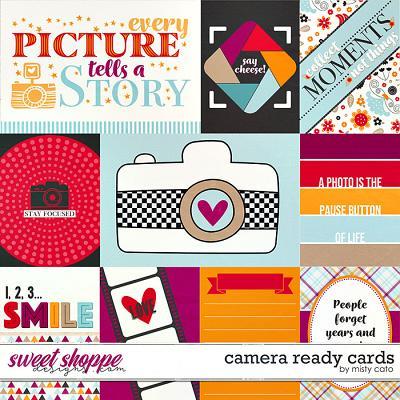 Camera Ready Cards by Misty Cato