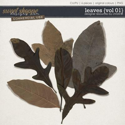 Leaves {Vol 01} by Christine Mortimer